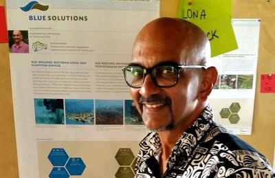 Seychelles project chosen as an African Blue Solution