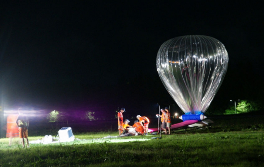 Seychelles Nation: Seychelles chosen as the ideal place for stratospheric balloon launch