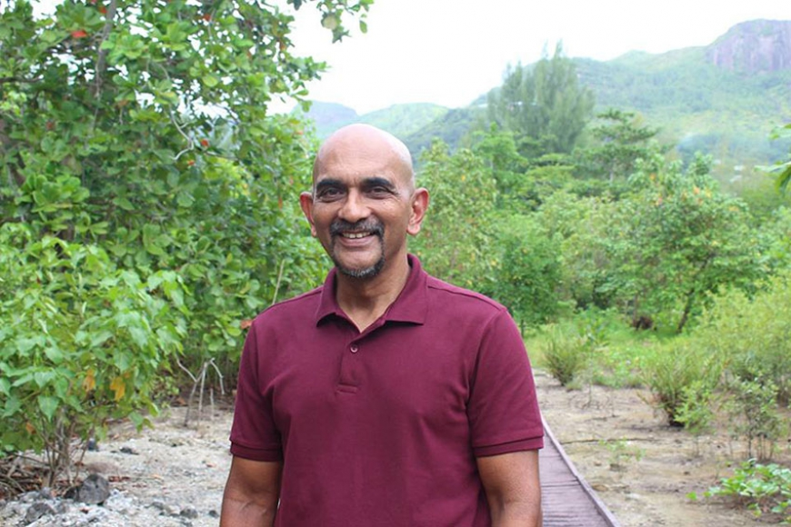 "Today in Seychelles: The Big Interview with Dr. Nirmal Shah  ""We will basically be pirates in our own waters"""