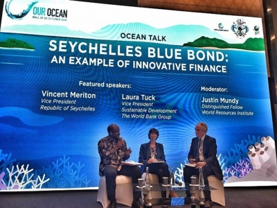 Seychelles' plans to advance Blue Economy highlighted at African Union